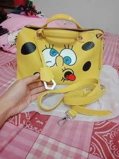 fendi spongebob