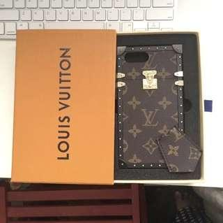 LOUIS VUITTON LV PETITE MALLE TRUNK IPHONE CASE