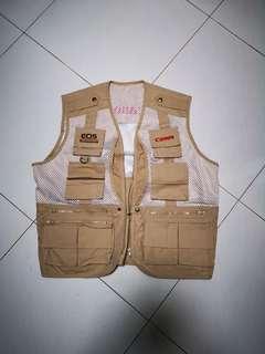🚚 Canon vest XL size