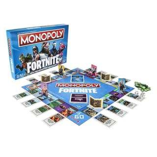 🚚 [NEW] Fortnite Monopoly Board Game