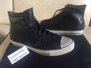 Converse CT All Star x John Varvatos Reptile Embossed