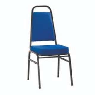 Banquet chairs blue
