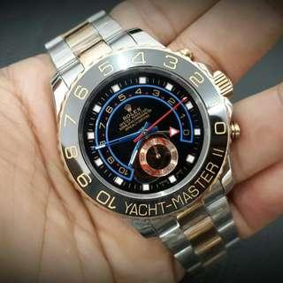 Rolex Yacht Master II Automatic Move
