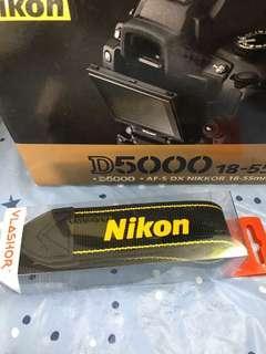 Nikon 相機帶 原廠 全新