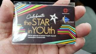 PAYM PA EZLINK CARD Celebrate the Star in Youth CYC YEC