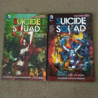 Suicide Squad Vol I and II