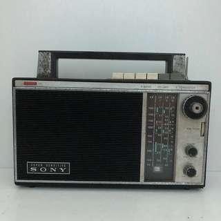 SONY Vintage Radio
