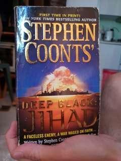 🚚 Deep black jihad by Stephen coonts