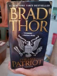 🚚 The last partriot by Brad Thor
