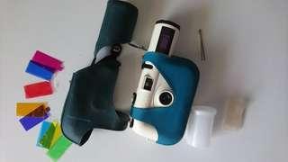 🚚 Rare Lomography camera, colorsplash. Film not instant. Retro.
