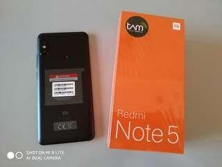 Xiaomi Redmi Note 5 TAM Perfect No Minus
