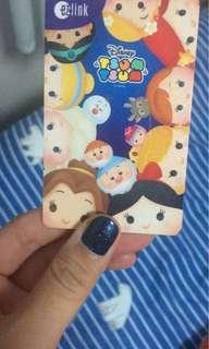 🚚 Tsum tsum EZ-Link card