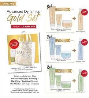 Promo advanced dynamics Jafra on March