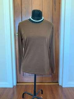 Brown Long Sleeves for women