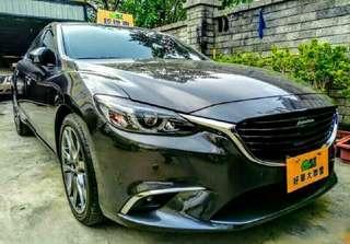 1,廠牌型號:Mazda 6 Sky-D2.2柴油頂級版  2,車輛年份:2016年出廠(30061)km  3,預售金額:頭款3萬8  4,所在地區:台中市(歡迎預約看車)  5,聯絡方式:0923 288 838 &LINE:同電話號碼  6,備註說明:實車實價可全額貸款,當時新車價138萬9原廠保固中,車子像新車一樣內裝乾淨無破損,全車無待修處。