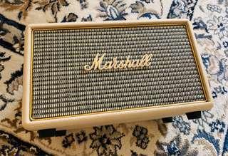 Marshall 藍芽音響 💎💎 9成新 💎💎💎💎💎