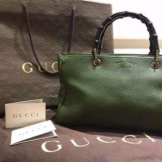 Gucci Bamboo Top Handle - REPRICED