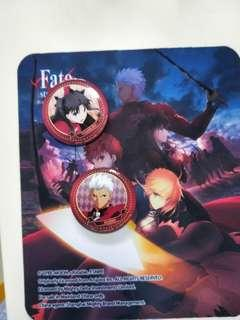 Fate/stay night mouse pad