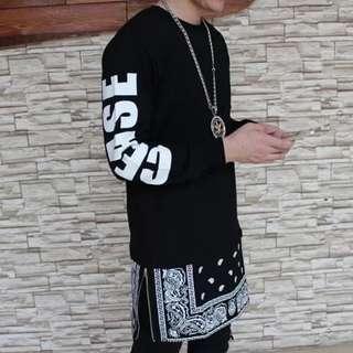 Long Swag Shirts