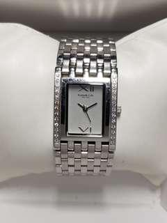 Kenneth Cole watch for ladies with stainless steel bracelet