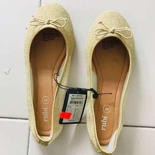 Rubi Flat Shoes rubi flats pump shoes aldo charles and keith cottonon