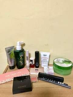 Make up clearance