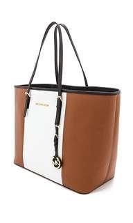 REPRICE !!! Michael Kors Jet Set Travel Tote Bag