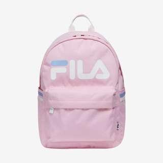 🚚 READY STOCKS | Fila Korea Heritage Court Mini Backpack Bag (Pale Pink) FS3BPB5302F_EPK