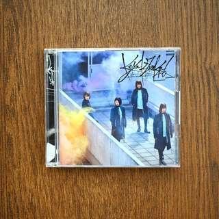 Keyakizaka46 - Glass wo Ware! [CD+DVD/Type C] First Press Bonus