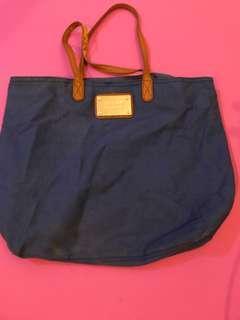 Mango - Tote Bag (Blue)