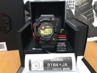 🐸Frogman🐸 Casio G-Shock GWF 1035F-1JR (Japan Model) Casio G-Shock Frogman 25th Anniversary Limited Edition GWF1035F ❤️👍🏻👍🏻👍🏻 Includes a copy of the G-Shock 35th Anniversary Perfect Bible. New and sealed 🤗🤗🤗