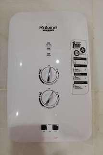 Rubine Instant Hot Water
