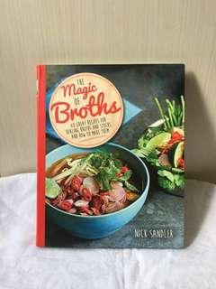 🚚 The magic of broths by Nick Sandler