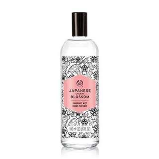JUAL RUGI NEW The Body Shop Japanese Cherry Blossom