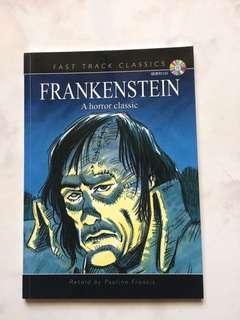 🚚 【全新 二手有聲書 】科學怪人 Frankenstein