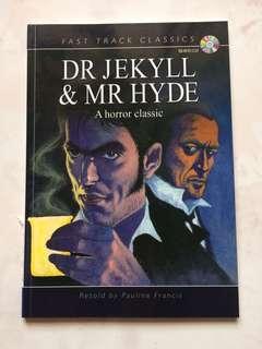 🚚 【全新 二手有聲書 】化身博士 Dr Jekyll and Mr Hyde