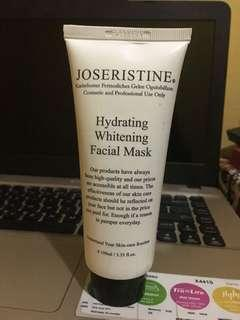 hydrating whitening facial mask