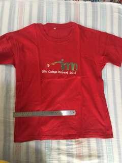 Kaos merah red tshirt