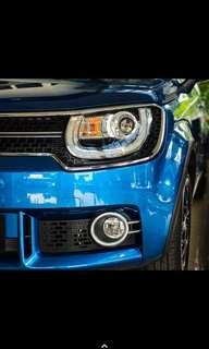 Suzuki Ignis GL AT/MT 2018 dp mumer