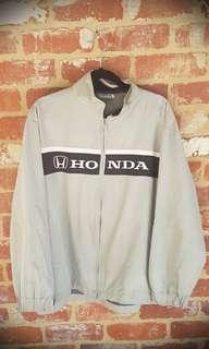 Honda Windbreaker Jacket L Collecter Free Post