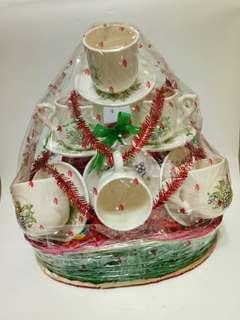 Parsel Keramik/ Cangkir set / Tea set