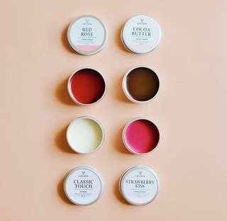 Liplapin Lip Balm 2in1 (Lips&Cheek), Balm & Blush On, Pelembab Bibir, Pemerah Pipi, Produk Populer, Liplapin Original, Kecantikan Bibir, Kesehatan Bibir