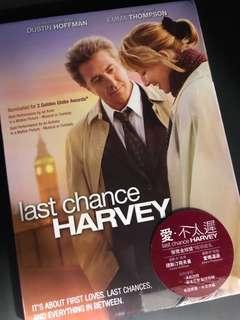 愛•不太遲 last chance HARVEY