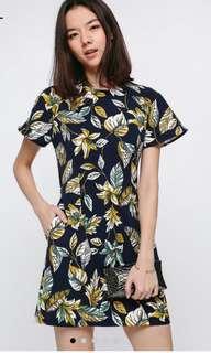 🚚 Love Bonito Ramona Printed Dress