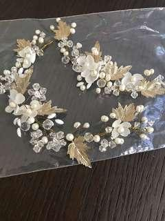 🚚 BN sweet princess flower crown set of 2