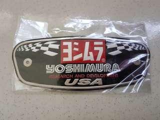 Yoshimura r77 emblem