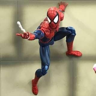 VERY HOT & RARE!! SOLD OUT EVERYWHERE *Back-Order* Medicom MAFEX SPIDER-MAN (COMIC Ver.) 075 Figure!