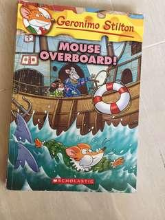 🚚 Geronimo Stilton. Mouse Overboard