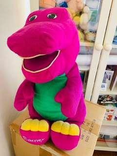 🚚 Big Barney Soft Toy/Plush toy