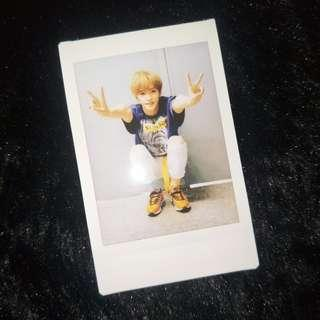 NCT Taeyong Fanmade Instax Polaroid